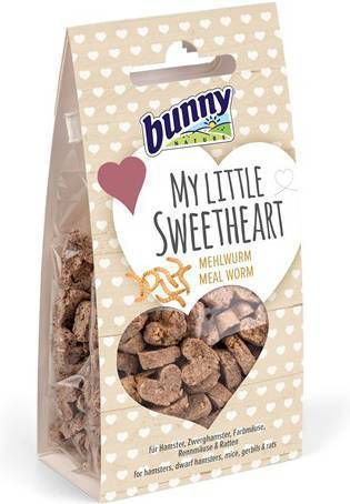 Bunny Nature My Little Sweetheart Meelworm 30 Gr online kopen